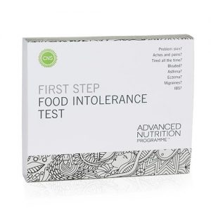 Advanced Nutrition Programme First Step Food Intolerance Test